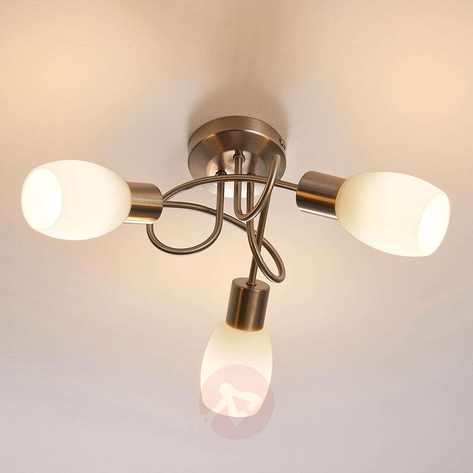 Viehättävä LED-kattolamppu Arda, easydim-9621265-02