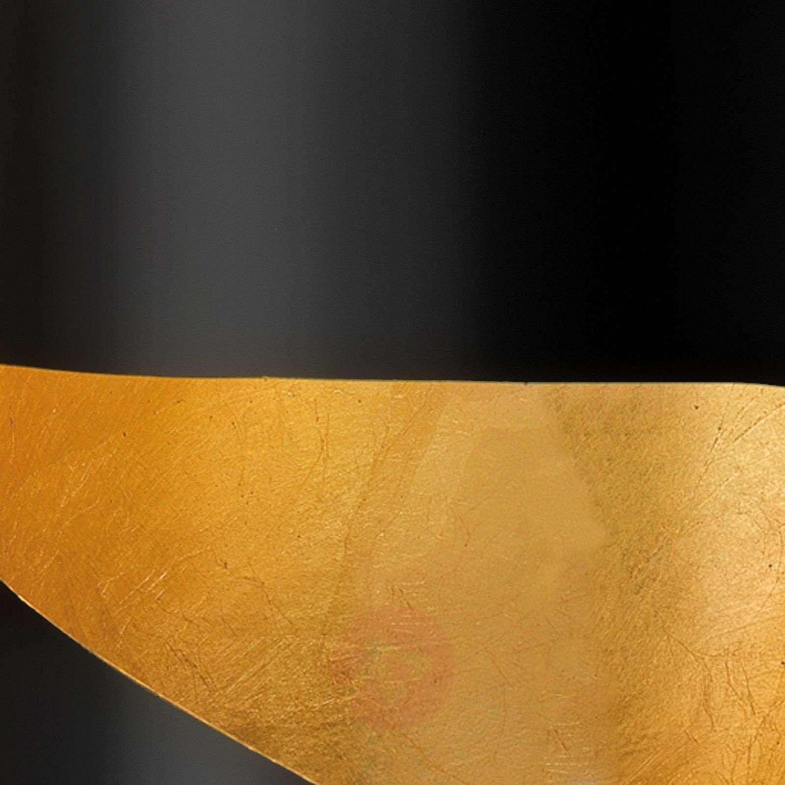 Viehättävä Remi-seinävalaisin, lehtikulta-4011414X-02