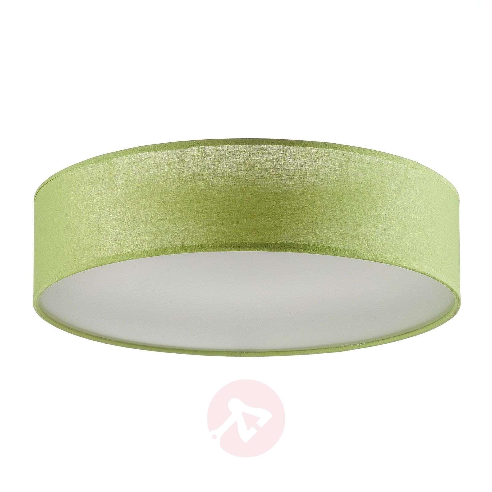 Vihreä Jitendra-tekstiilikattovalaisin-7255199-01