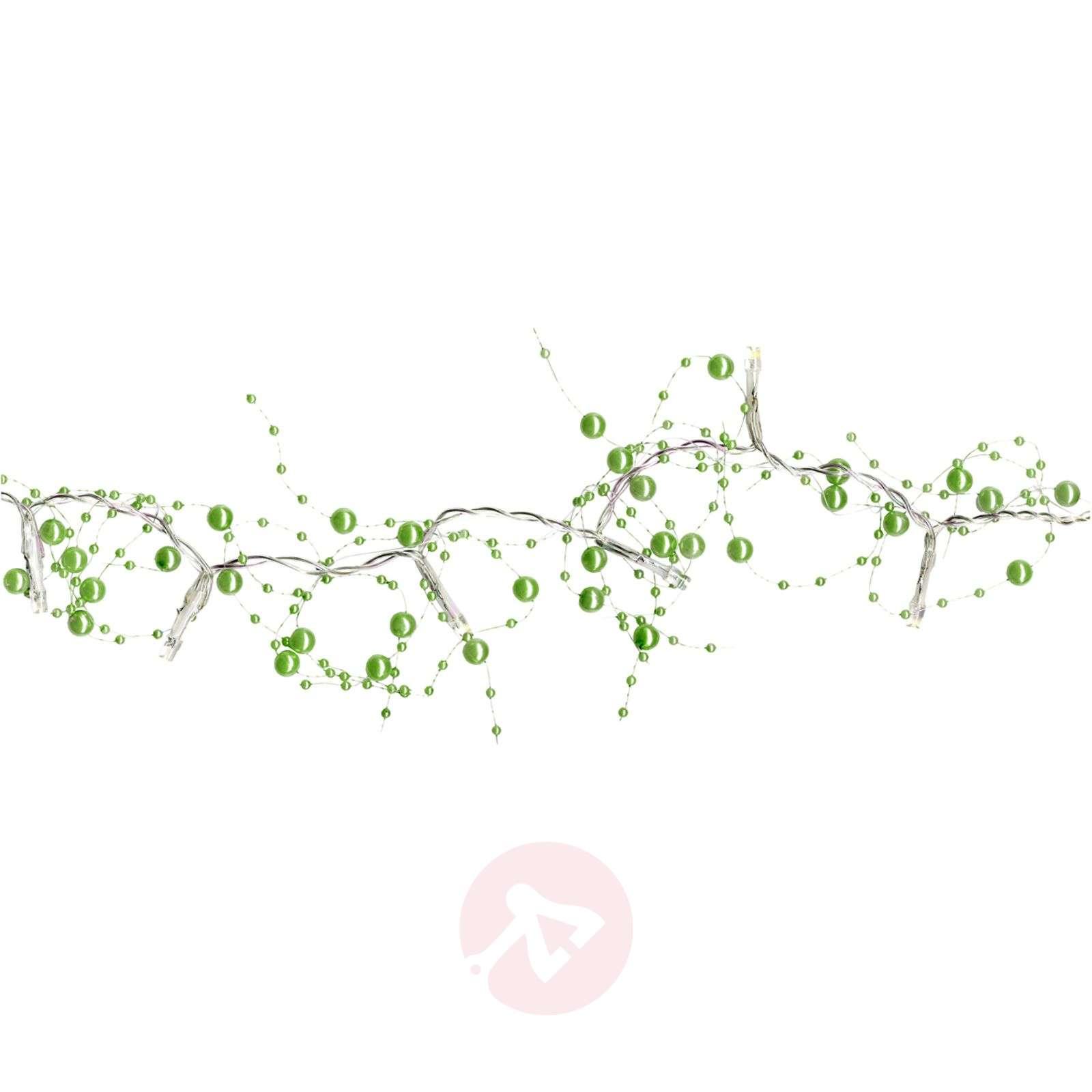 Vihreä LED-valosarja Pärla Garland-1522665-01