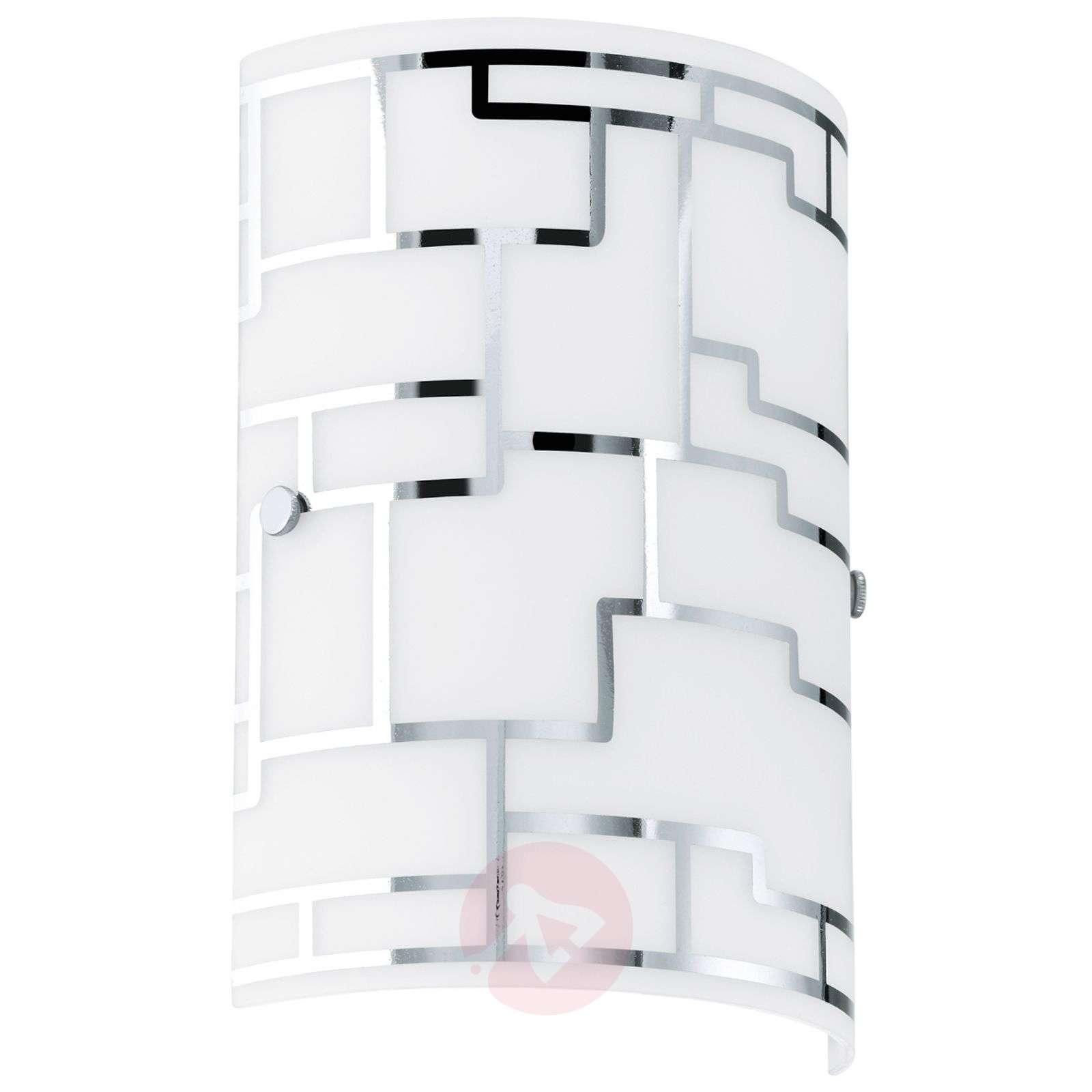 Viivakoristeltu seinävalaisin Bayman-3031648-01