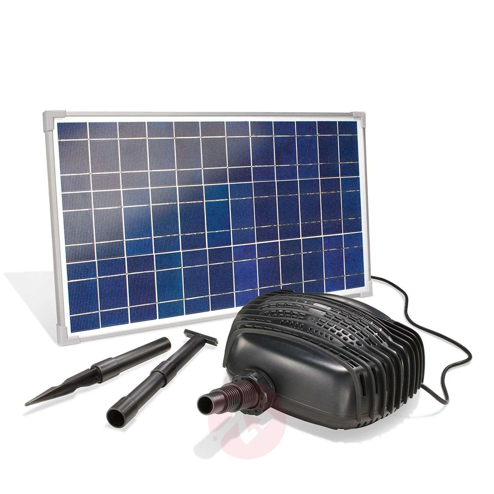 Virtauspumppujärjestelmä Garda aurinkokennolla-3012129-02