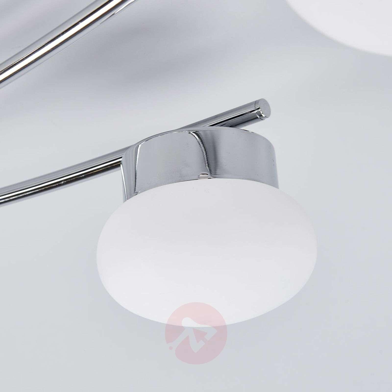 Vitus krominvärinen LED-kattolamppu-9994101-02