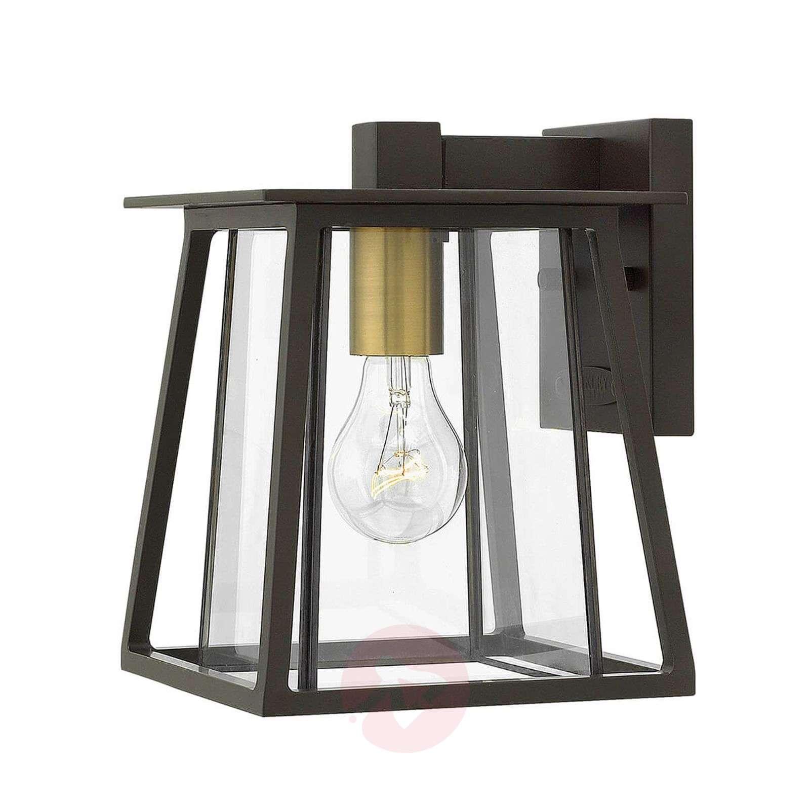 Walker-ulkoseinävalaisin 1-lamppuinen – pieni-3048816-01