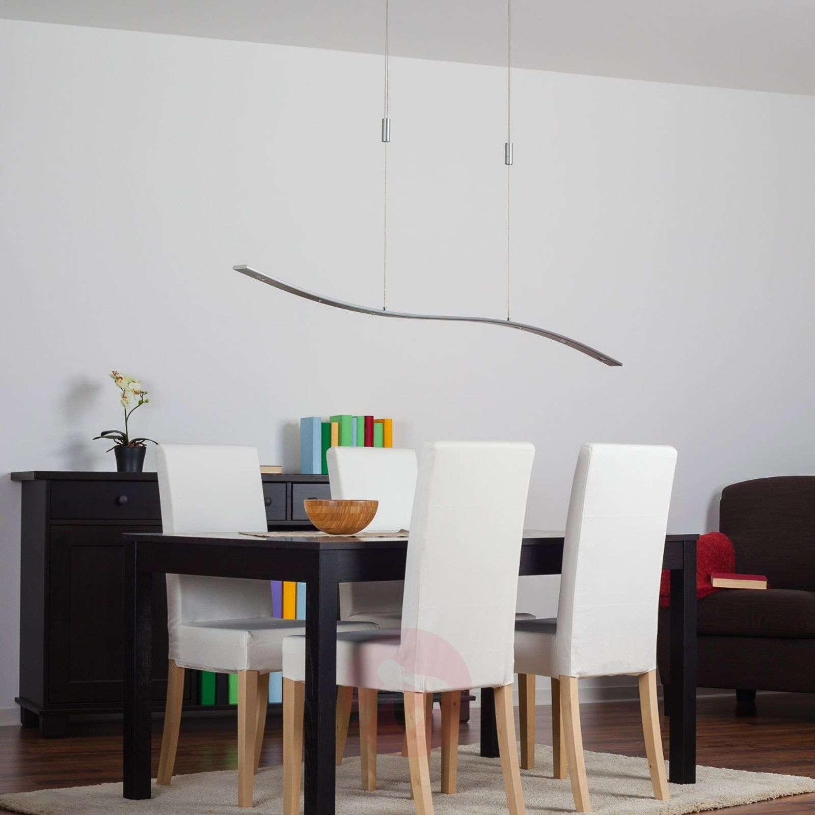 Xalu korkeussäädettävä LED-kattovalaisin, 160 cm-6722012-01