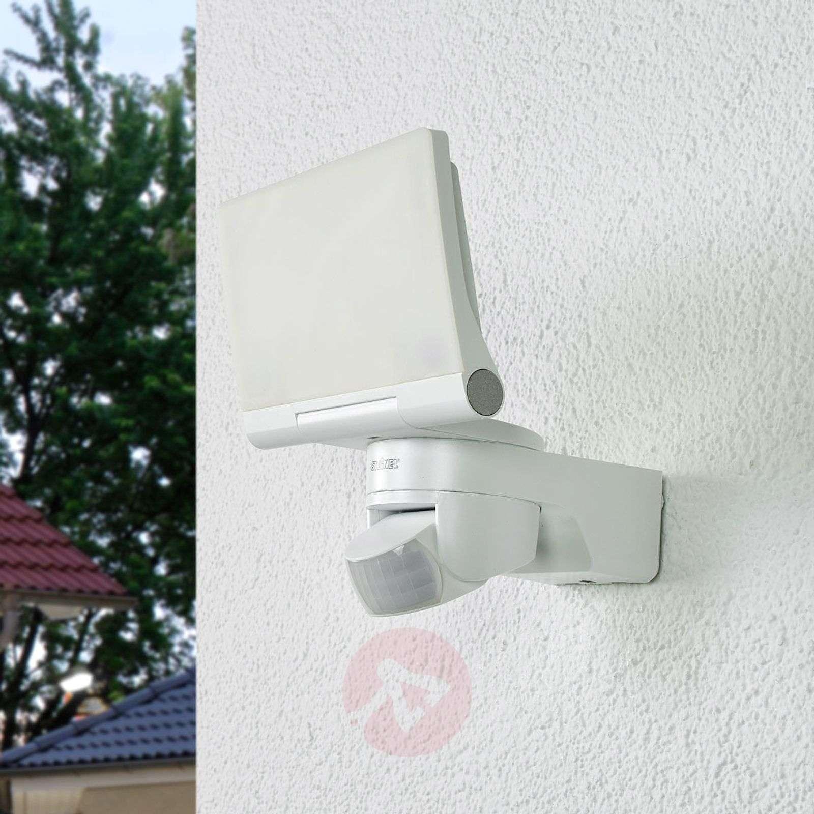 XLED Home 2 LED-ulkoseinävalaisin, tunnstin, valk.-8505692-01