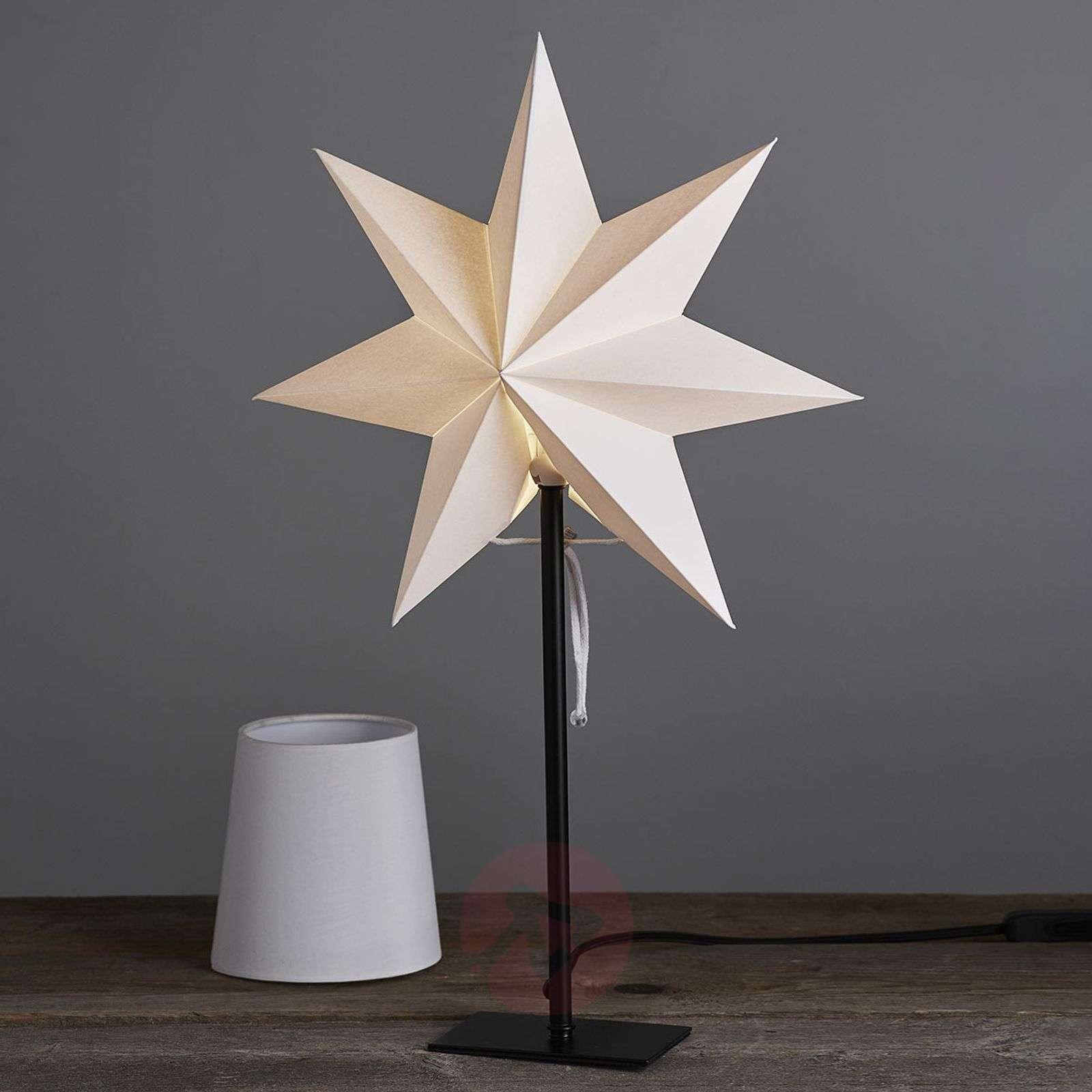 Yhdistelmävalaisin Frozen tähti/lampunvarjostin-1523394-01