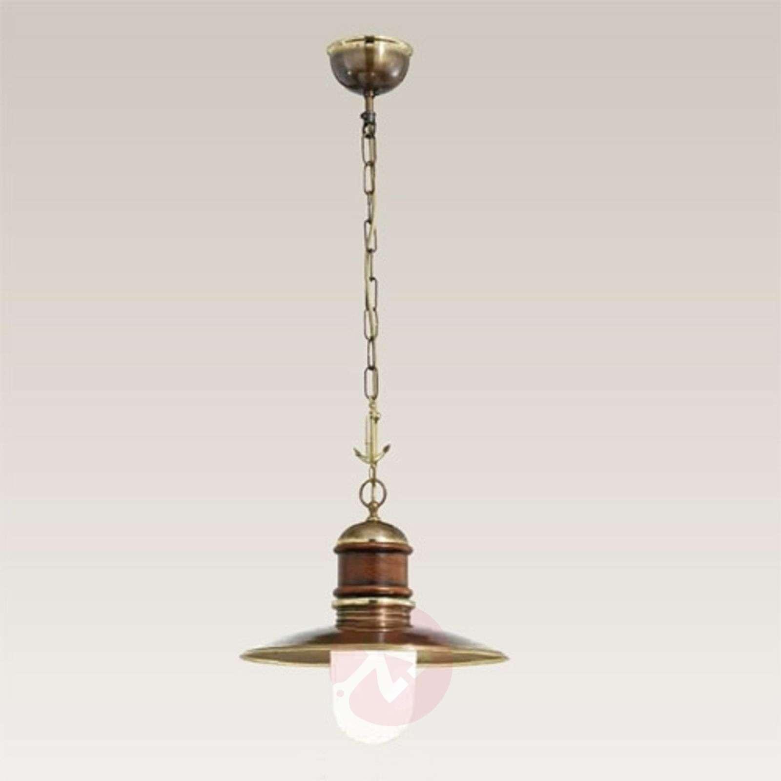 Yksilamppuinen Faro-riippuvalaisin 31 cm