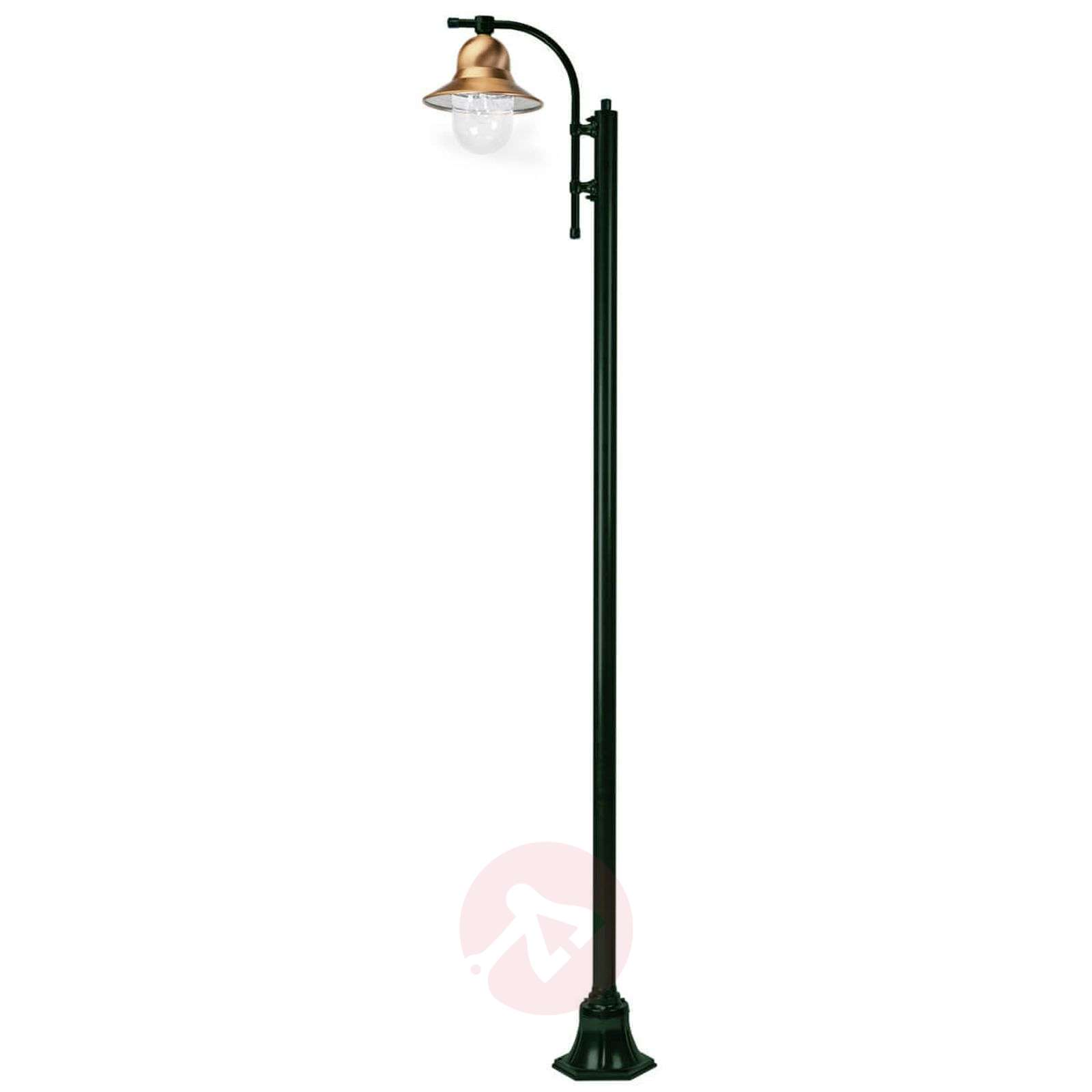 Yksilamppuinen Toscane-lyhtypylväs 240 cm-5515093X-03