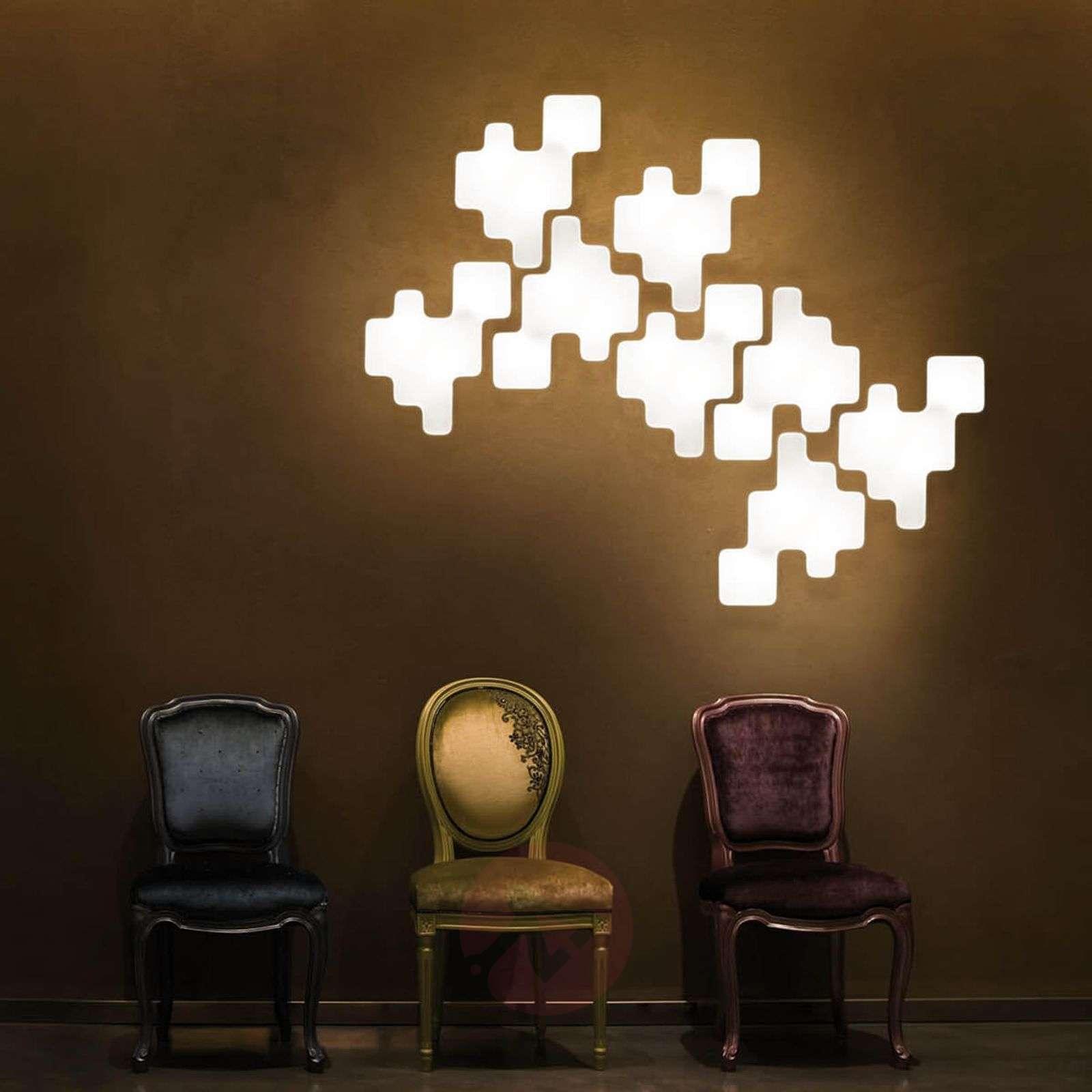 Yksilöllinen seinävalaisin Pixel-5520100-01