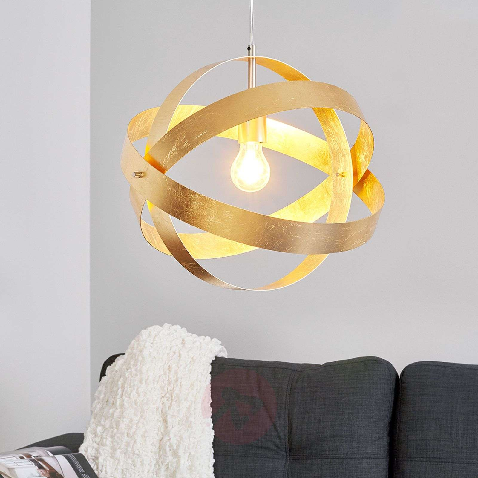 Ylellinen Cara LED-riipusvalo, jossa E27-liitäntä