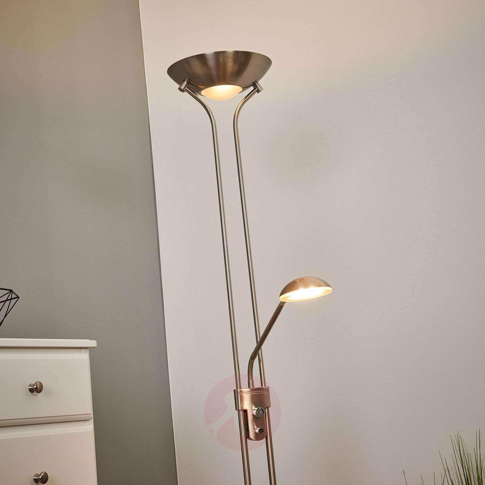 Ylössuunnattu Josefin-LED-valaisin lukuvalolla-9945232-01