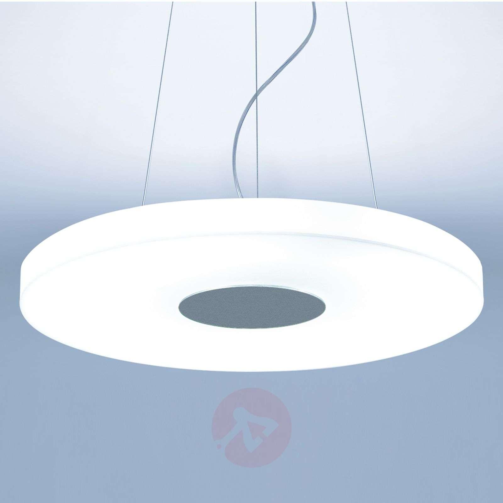 Ympäri säteilevä LED-riippuvalaisin Wax-P1 60 cm-6033534-02