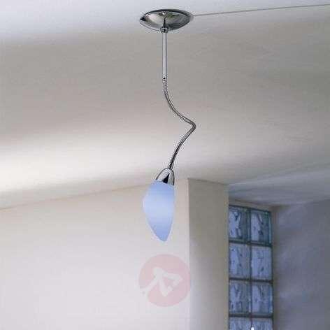 1-lamppuinen Poli Po -design-kattovalaisin