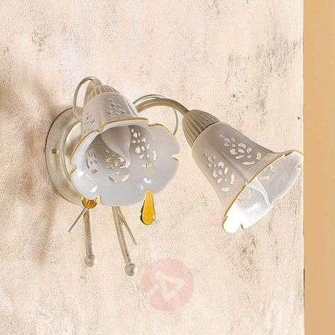 2-lamppuinen Gocce-seinävalaisin-2013077-31