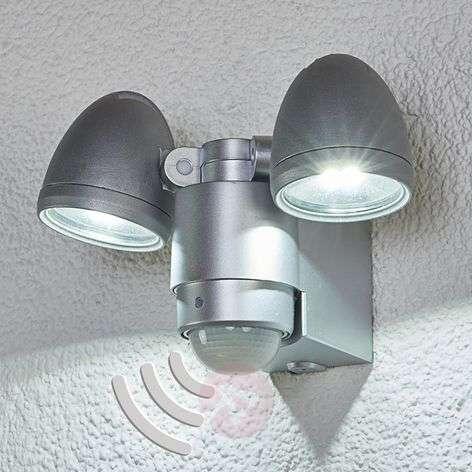 2-lamppuinen Todora LED-ulkovalaisin tunnistimella-4018057-32