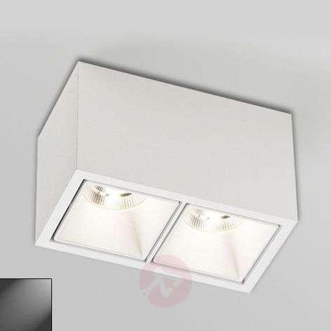 2-osainen Boxy 2+LED 3033-ulkospotti IP53-2520060X-31