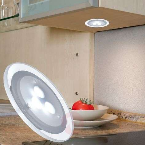 3kpl Micro Line -LED-uppovalaisimet, kirkas