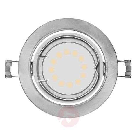 3 kpl:n upotetut LED-valot Curl - kääntyvä