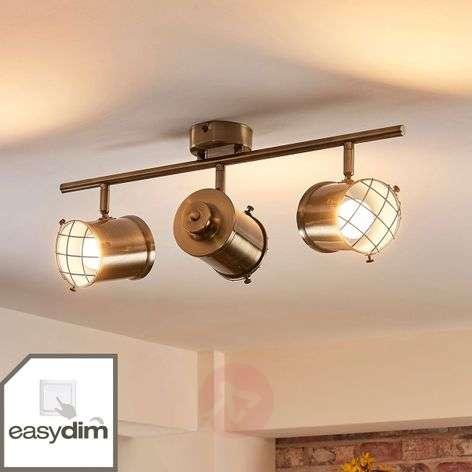 3-lamppuinen Easydim-kattolamppu Ebbi, LEDeillä-9621230-32
