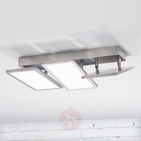 3-lamppuinen LED-kattovalaisin Vanessa