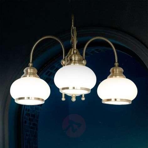 3-lamppuinen NOSTALGIKA-riippuvalaisin