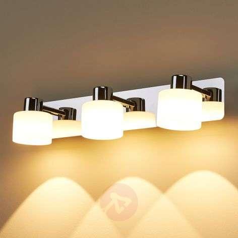 3-osainen Emira-seinälamppu LED