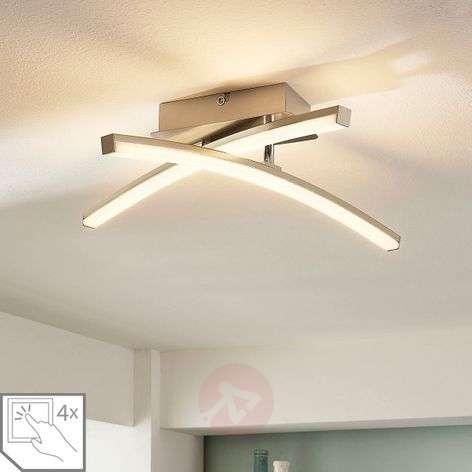 4-osainen himmennin-LED-kattolamppu Laurenzia