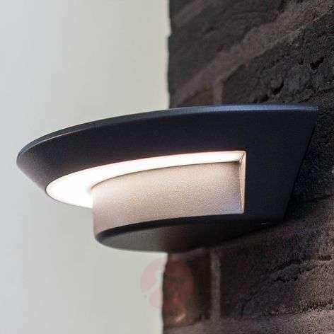 4-valoinen moderni Adina LED-ulkoseinävalaisin