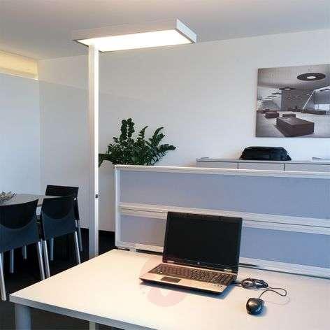 4 x 55 W 2G11 - Büro-lattiavalaisinjärjestelmä