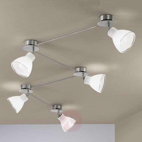 5-lamppuinen kattovalaisin Campana