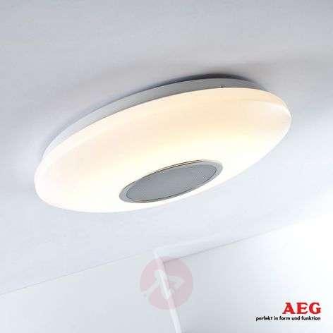 AEG LED -kattovalaisin Bailando – valo ja ääni