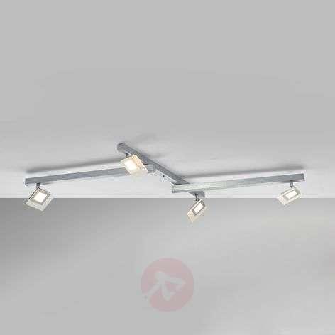 Ainutlaatuinen LED-kattovalaisin Line 4-lamppuinen-1556043-31