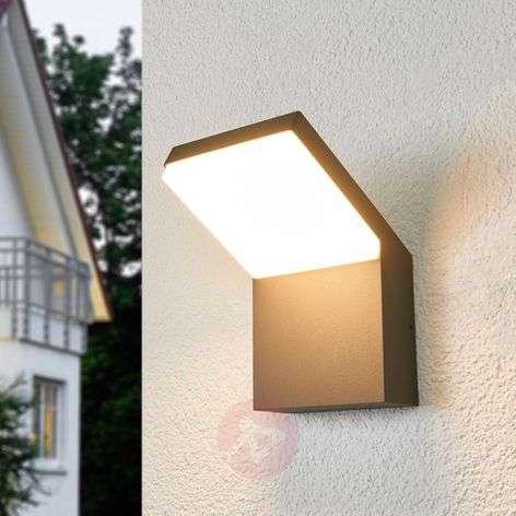 Alaspäin valaiseva LED-ulkoseinävalaisin Yolena