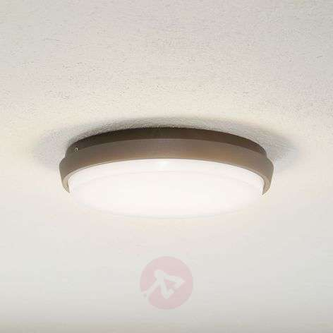 Amra – pyöreä LED-ulkokattovalaisin