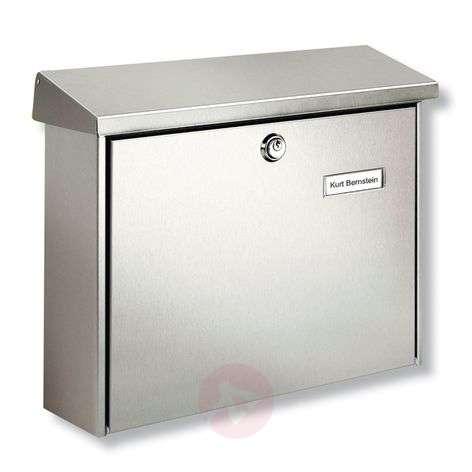 Amrum-teräspostilaatikko suojalakkauksella-1532029-31