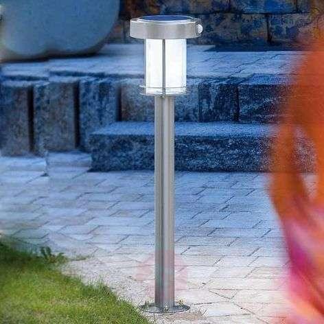 Ancona-aurinkokennovalaisin LED ruostumaton teräs