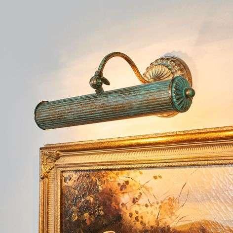 Antiikkityylinen Beno-tauluvalaisin