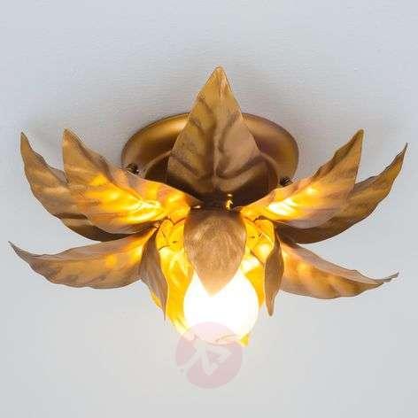 ANTIK-kattovalaisin kultaisilla lehdillään-5505287-31