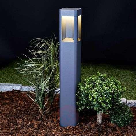 Antrasiitinvärinen Annika-pihavalaisin LED