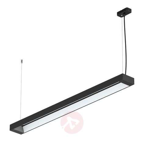 Arcchio Cuna -LED-riippuvalaisin, musta, 92 cm