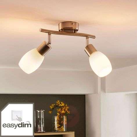 Arda easydim-LED-kohdevalaisin seinälle ja kattoon