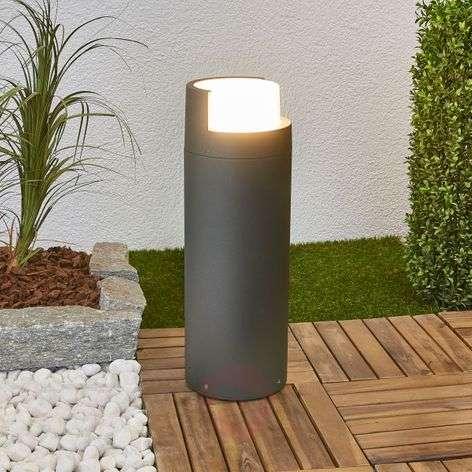 Arne – tummanharmaa LED-pollarilamppu