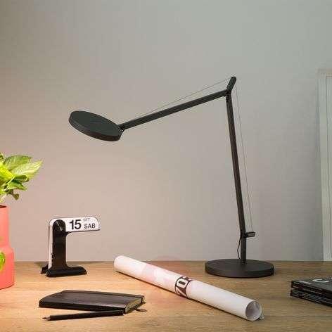 Artemide Demetra Professional -pöytälamppu, harmaa