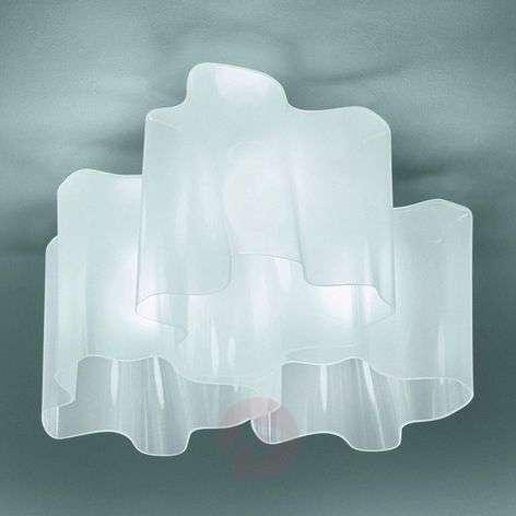 Artemide Logico -kattovalaisin 3-lamp 120° 33x33cm
