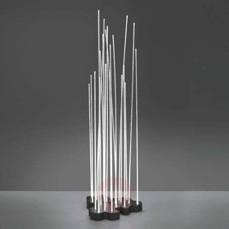 Artemide Reeds IP67 Triple LED-maavalaisin