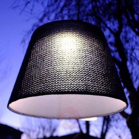 Artemide Tolomeo LED-ulkoriippuvalaisin, musta