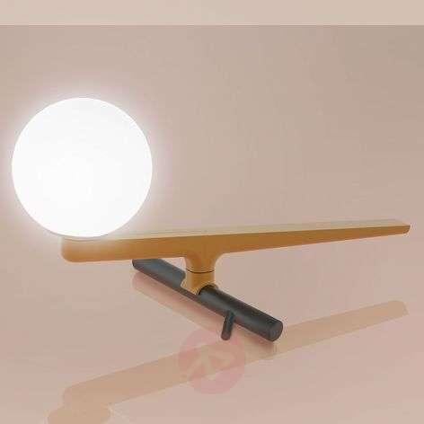 Artemide Yanzi LED-pöytävalaisin, himmennin
