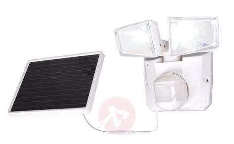 Aurinkok. LED-kohdevalaisin Ignaz, 2-lampp., valk.