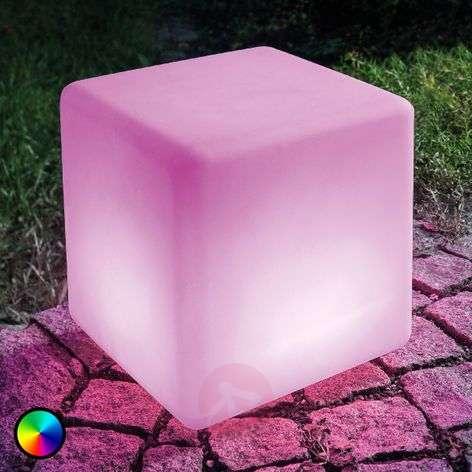 Aurinkok. LED-kuutio Mega Cube värinvaihdolla